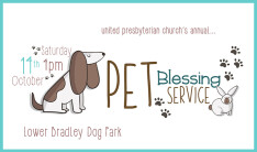 Pet Blessing 2017