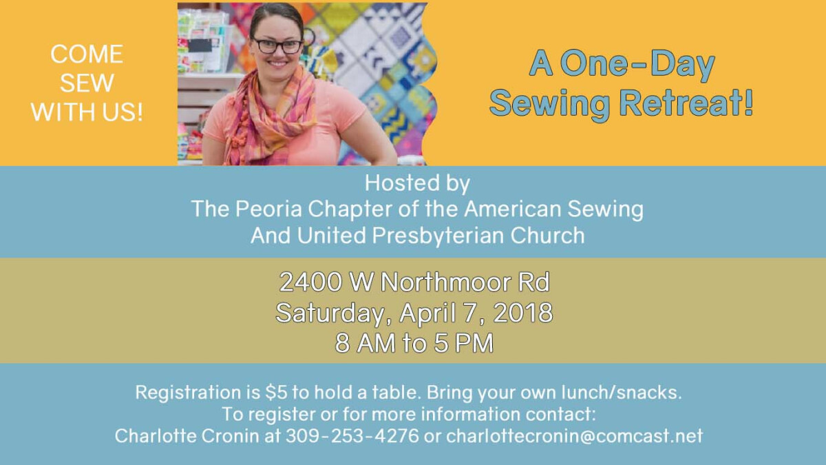 One-Day Sewing Retreat